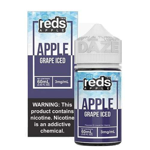Reds Apple Grape Iced eJuice » Reds E-Juice » Shop eJuice | Cheap eJuice