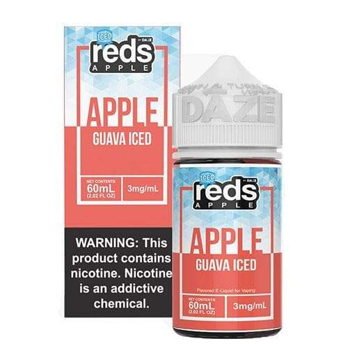 Reds Apple Guava Iced eJuice » Reds E-Juice » Shop eJuice | Cheap eJuice