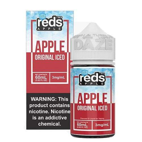 Reds Apple Iced eJuice » Reds E-Juice » Shop eJuice | Cheap eJuice