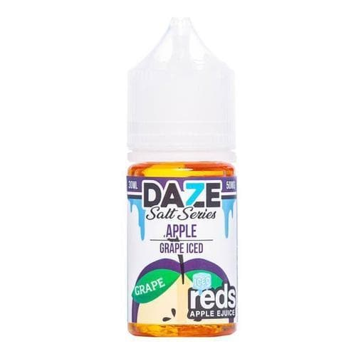 Reds Apple Salt Series Iced Grape eJuice » Reds Apple Salt Series Iced » Shop Salt Nicotine | Cheap eJuice