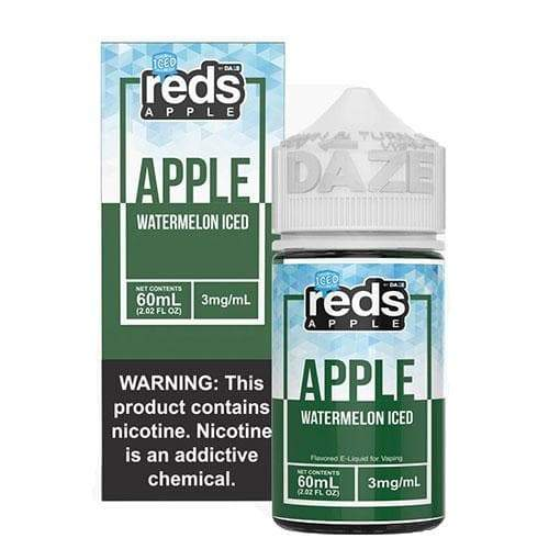 Reds Apple Watermelon Iced eJuice » Reds E-Juice » Shop eJuice | Cheap eJuice