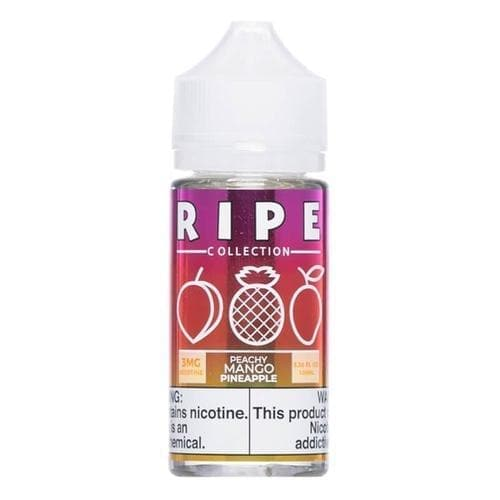 Ripe Collection Peachy Mango Pineapple eJuice