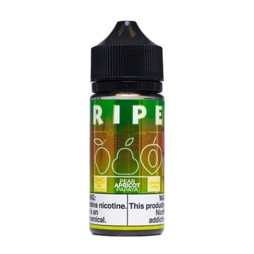 Ripe Gold Series Collection Pear Apricot Papaya eJuice