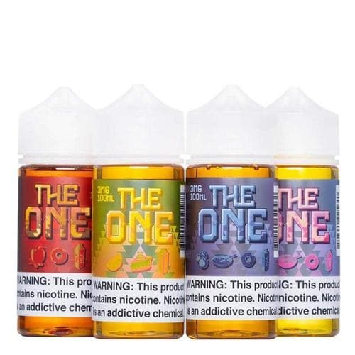 The One 4 Pack Bundle » The One » Shop eJuice Bundle | Cheap eJuice