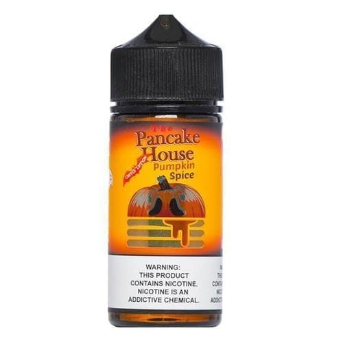 The Pancake House Pumpkin Spice eJuice » The Pancake House » Shop eJuice | Cheap eJuice
