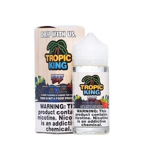 Tropic King Berry Breeze eJuice » Candy King » Shop eJuice | Cheap eJuice