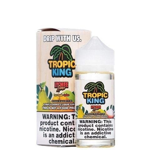 Tropic King Lychee Luau eJuice » Candy King » Shop eJuice | Cheap eJuice