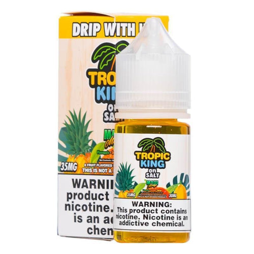 Tropic King On Salt Maui Mango - Cheap eJuice