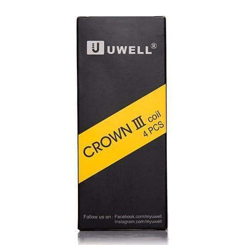 Uwell Crown 3 Coils - Cheap eJuice