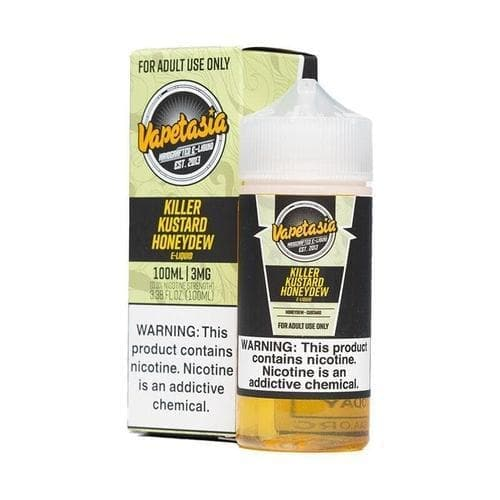 Vapetasia Killer Kustard Honeydew eJuice » Vapetasia » Shop eJuice | Cheap eJuice