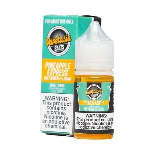 Vapetasia Salts Pineapple Express » Vapetasia Salts » Shop Salt Nicotine | Cheap eJuice