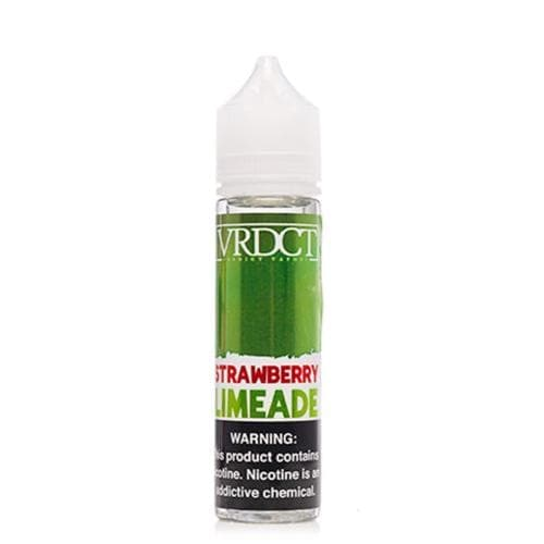 VRDCT Strawberry Limeade eJuice