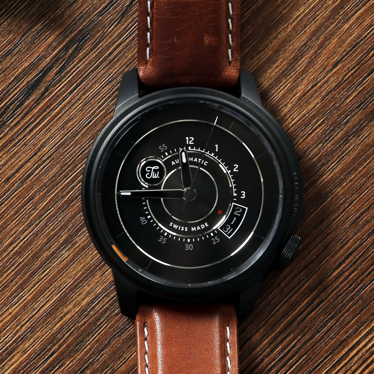 Bokeh Collection - Black PVD edition - TateWade