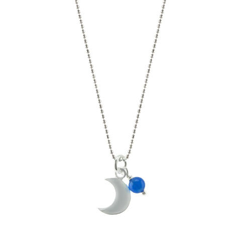 Over the moon pendant