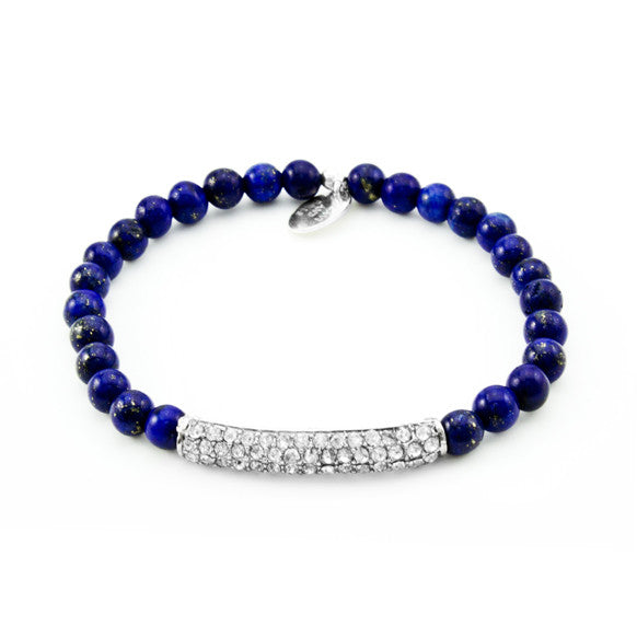 Midnight diamente bracelet