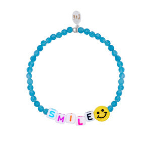 Happy times positivity bracelets