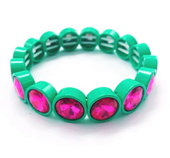 Jewel candy bracelet