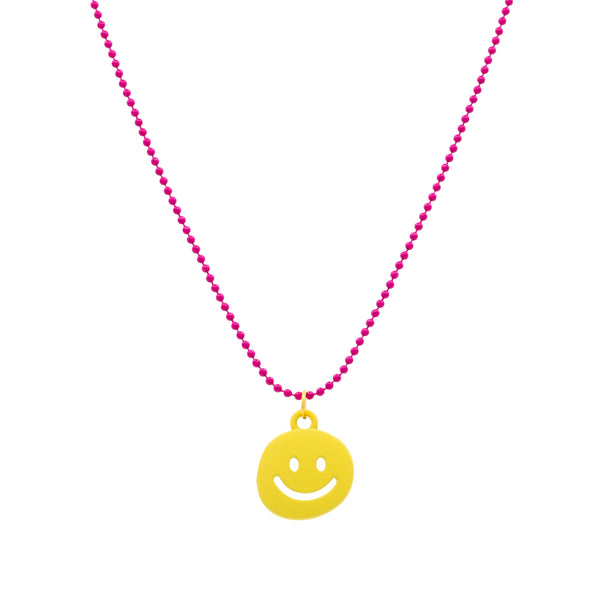 Happy trio necklaces