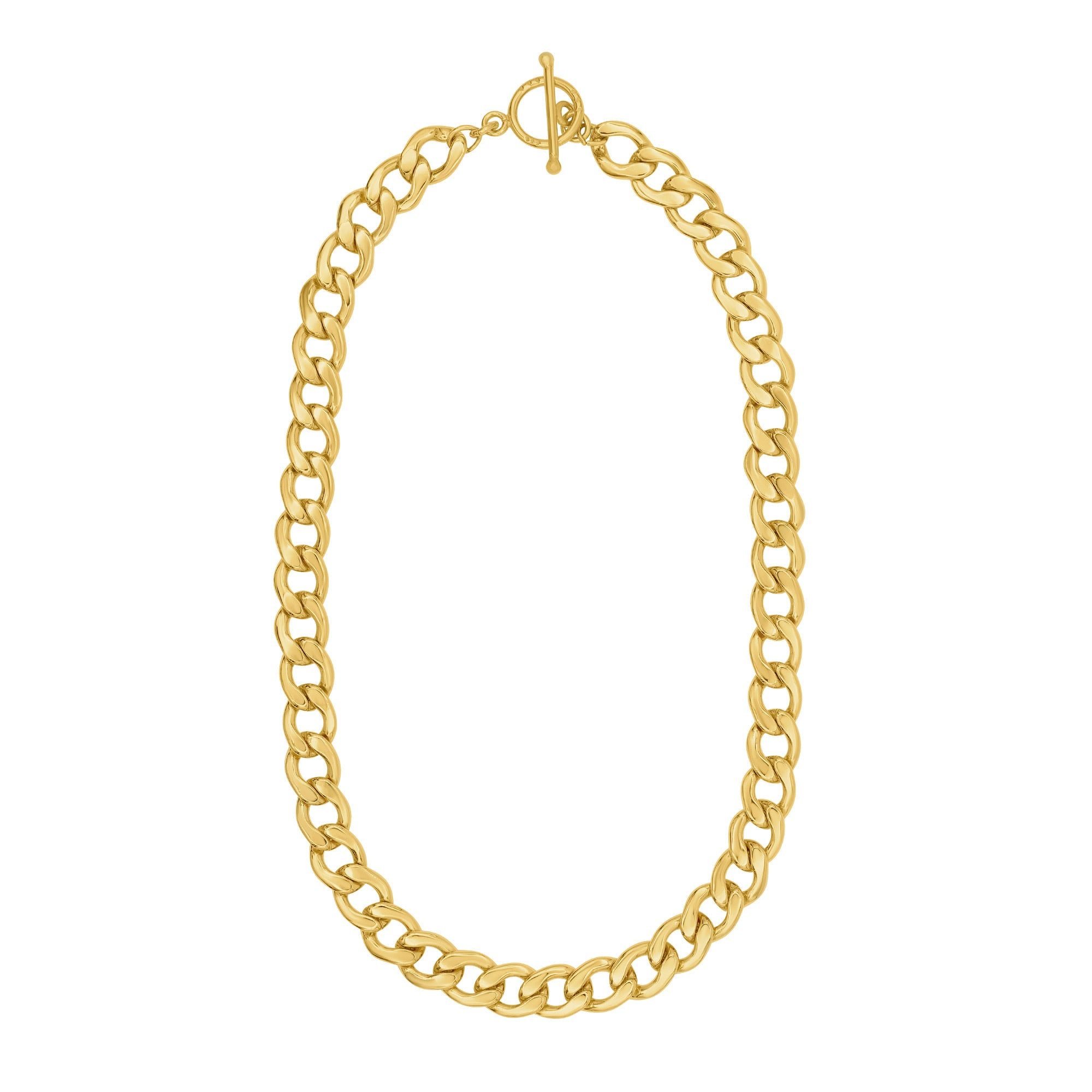 Cannes chain necklace