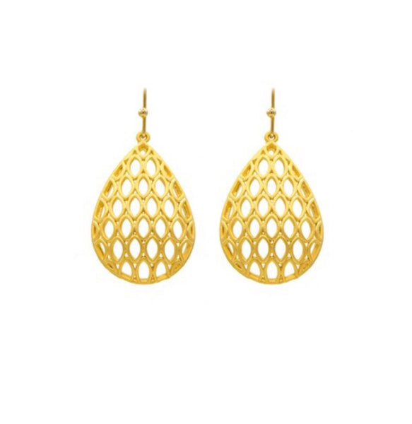 Andalusia basket earrings