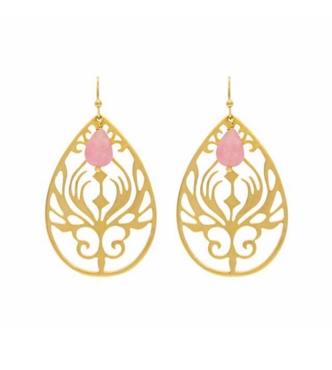 Secret Garden earrings