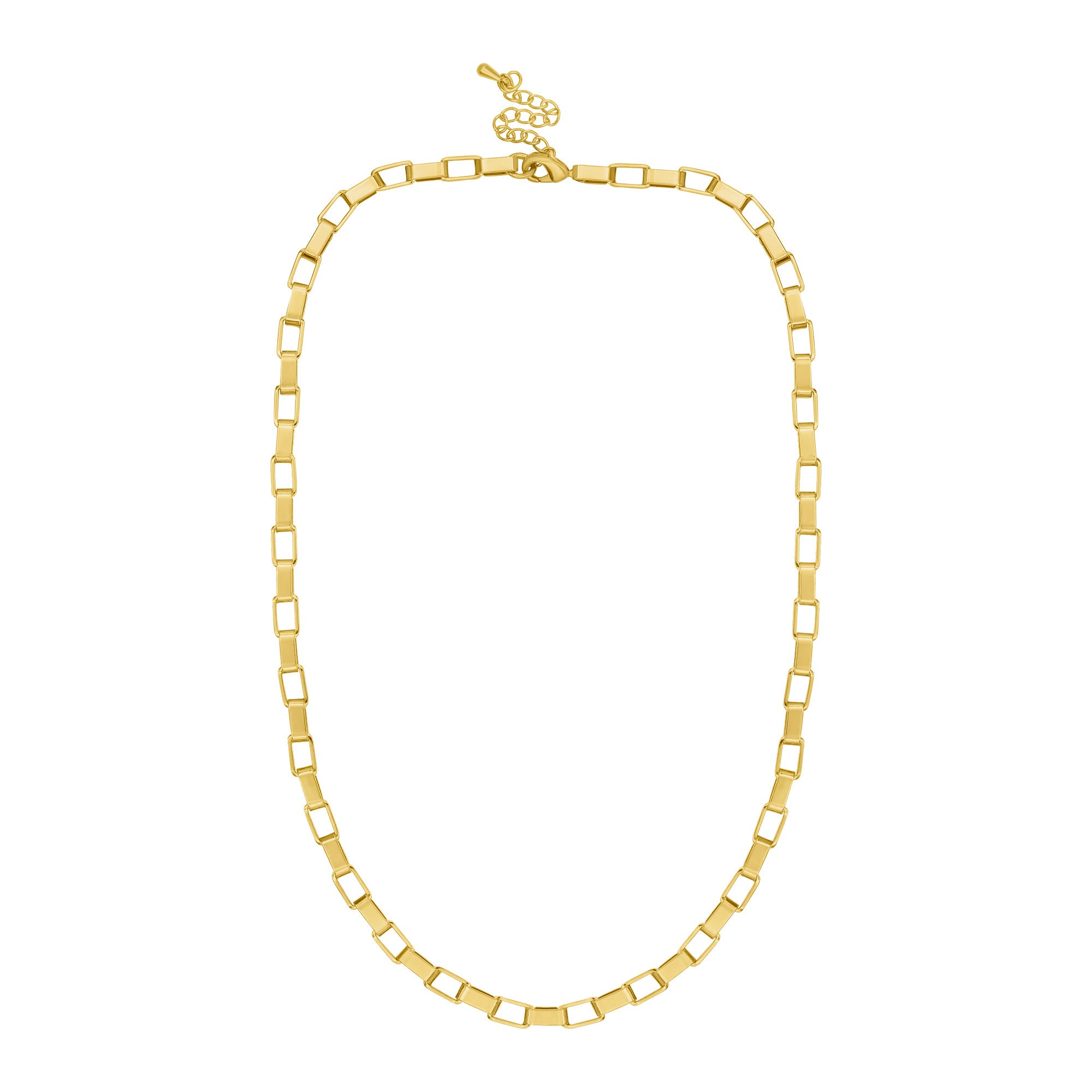 Marbella gold plated chain