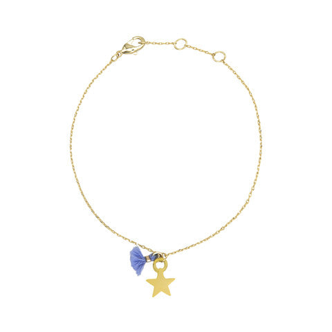 Wish upon a star bracelet