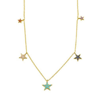 London multistar necklace