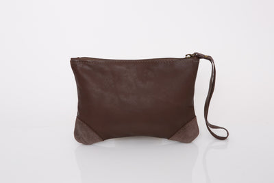 MAKEUP POUCH BAG - ROUNDED CORNERS