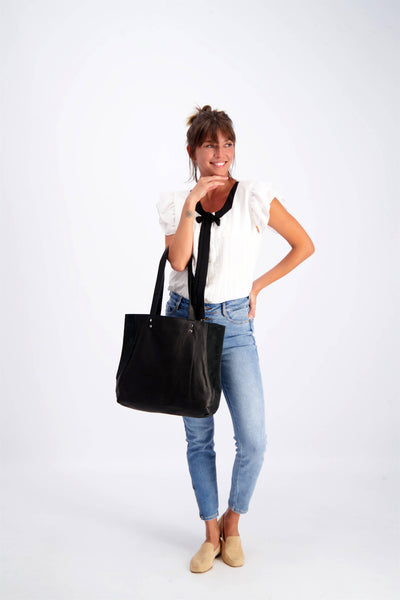 Leather Bag, Black Leather Bag, Leather Tote , Women Leather Bag, Soft Leather Bag, Tote Bag, Women Bag, Large Leather Bag, Laptop Bag Tote