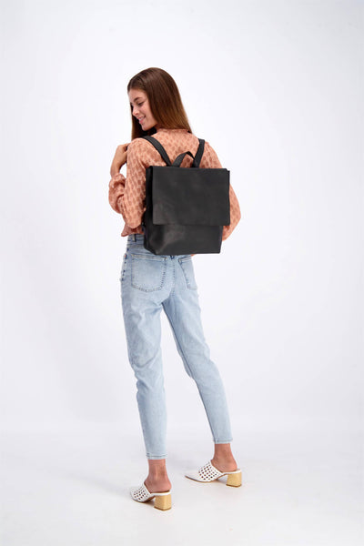 bags and handbags, tough backpack,  Leather backpack women's, Messenger backpack, Zipper backpack, mayko bags, handmade bag, Woman Leather Backpack, Woman Backpack, Backpack, Leather Backpack, Large Backpack, Backpack, Handmade Backpack, Handcrafted, Minimalistic Design, Everyday Bag, Travel Bag, Work Bag, Student Bag, Laptop Backpack ||Black||