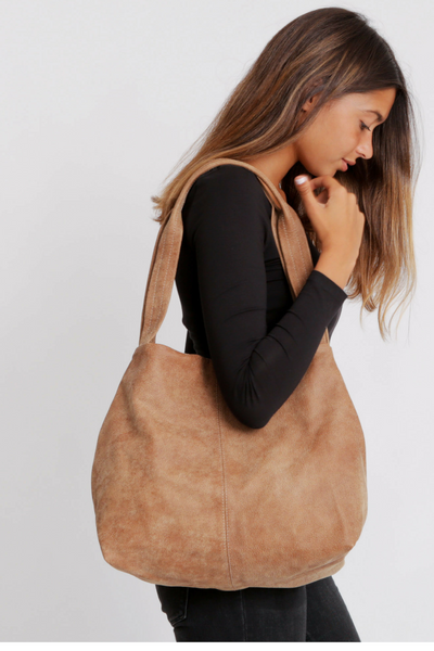 Leather Bag, Brown Leather Bag, Leather Tote , Women Leather Bag, Soft Leather Bag, Tote Bag, Women Bag, Large Leather Bag, Laptop Bag Tote ||Brown||