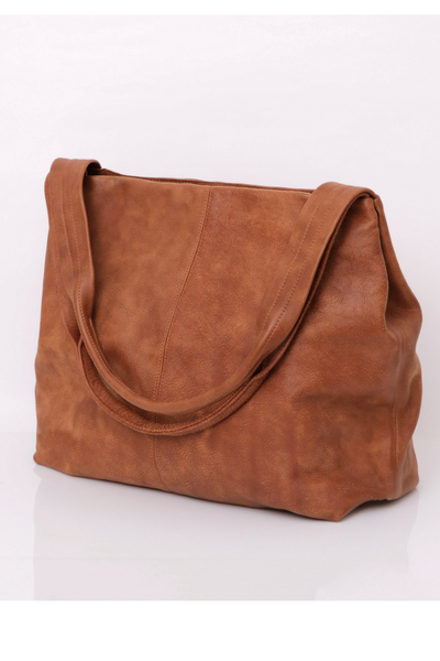 Leather Bag, Caramel Leather Bag, Leather Tote , Women Leather Bag, Soft Leather Bag, Tote Bag, Women Bag, Large Leather Bag, Laptop Bag Tote ||CaramelTote||