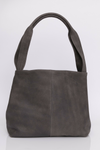 Leather Tote Bag, Leather Handbag, Leather Bag, Gray Leather bag, Leather Handbag For Women, Travel Bag ||distressedGray||