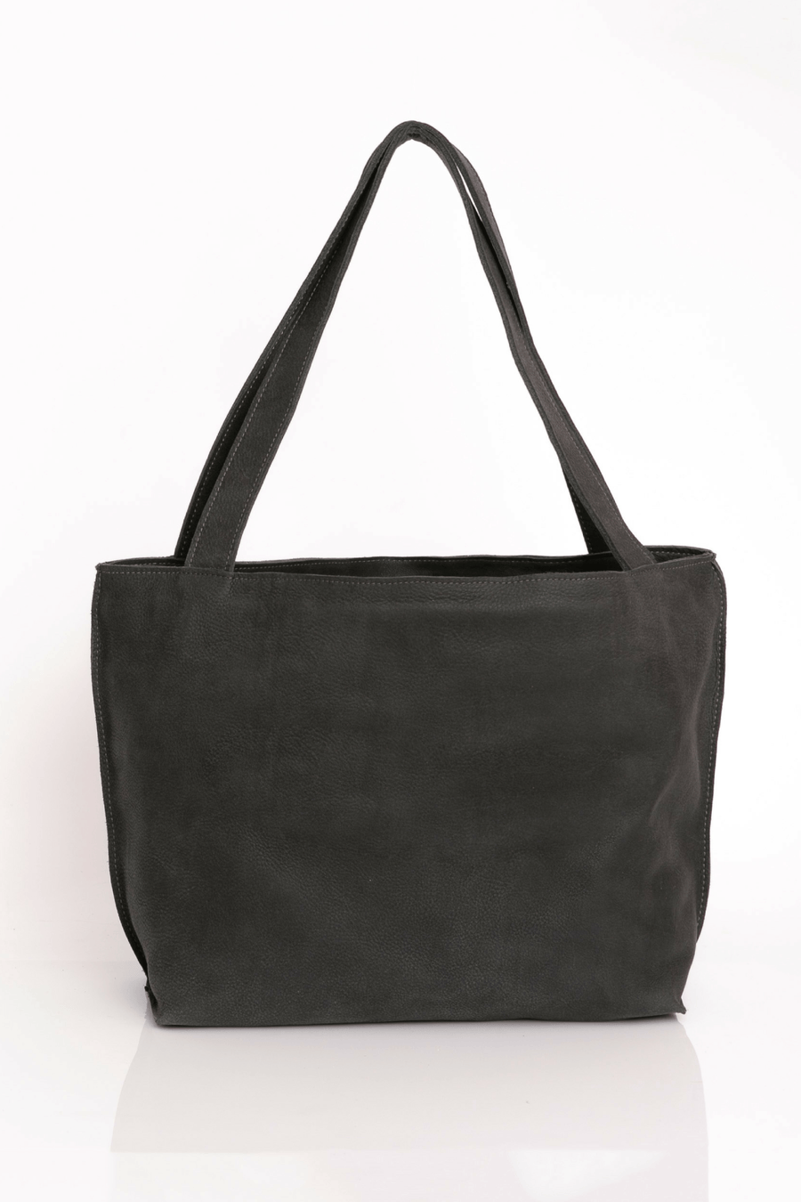 black leather tote, tote bag, handbag, leather bag, shoulder bag, leather tote bag, tote bag with zipper, handmade bag, woman leather bag, soft leather , italian leather bag