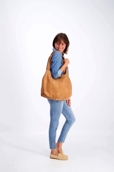 Leather Bag, Camel Leather Bag, Leather Tote , Women Leather Bag, Soft Leather Bag, Tote Bag, Women Bag, Large Leather Bag, Laptop Bag Tote ||Camel||