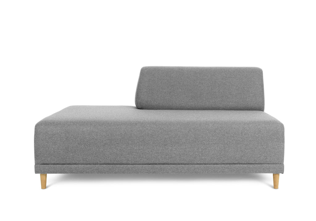 FLOKK wool. Open Seat, left -