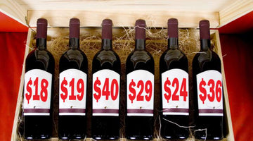 Different Tiers of Wine Price