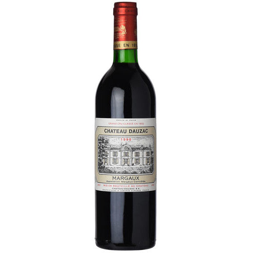 1990 Chateau Dauzac, Margaux, France
