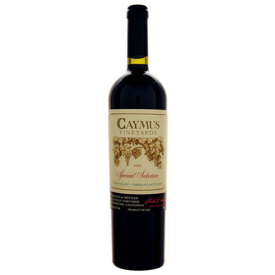 2006 Caymus Vineyards Special Selection Cabernet Sauvignon, Napa Valley, USA