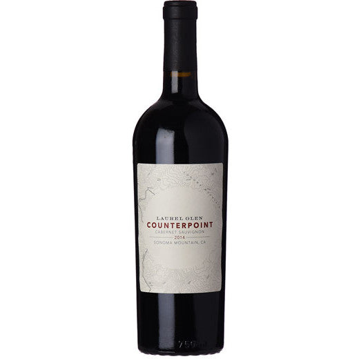2014 Laurel Glen Counterpoint Cabernet Sauvignon, Sonoma Mountain, USA