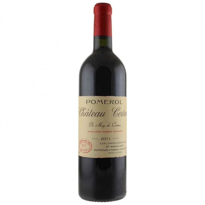 2011 Chateau Certan de May, Pomerol, France