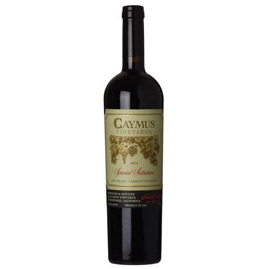 2014 Caymus Special Select Cabernet, Napa Valley, USA