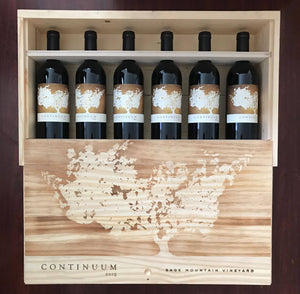 2016 Continuum Proprietary Red, Oakville, USA