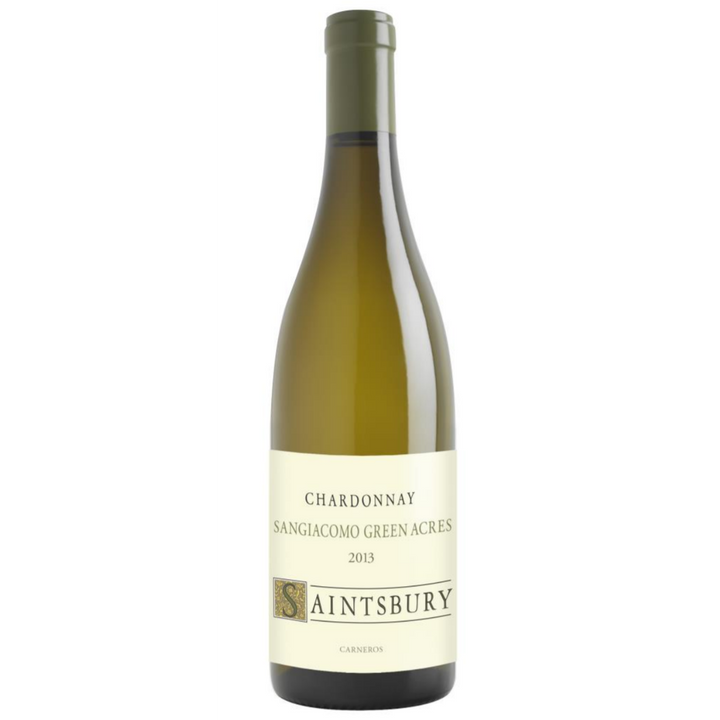 2013 Saintsbury Sangiacomo Green Acres Heritage Block Old Wente Chardonnay, Carneros, USA