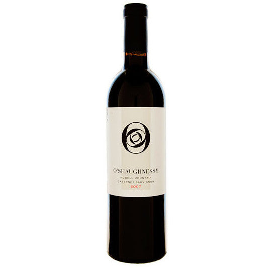 2007 O'Shaughnessy Estate Howell Mountain Cabernet Sauvignon California, USA