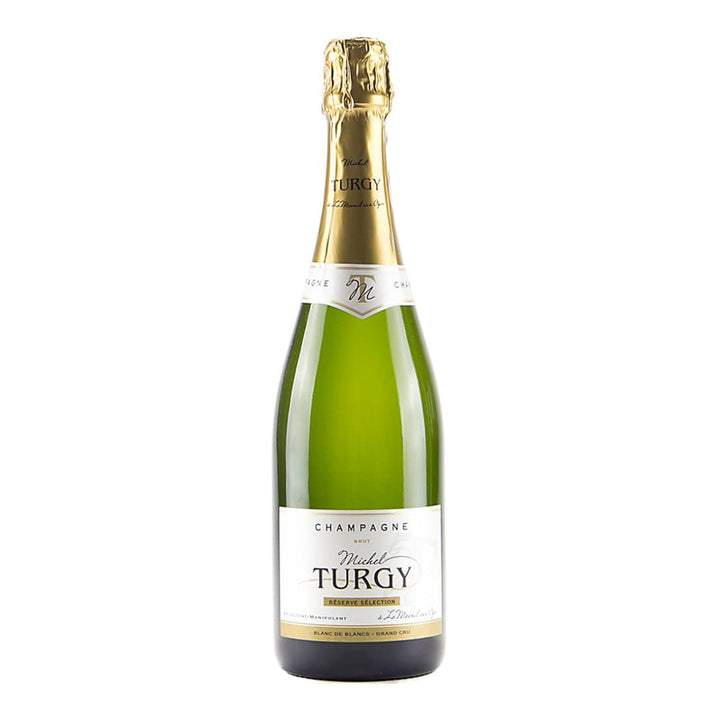 Michel Turgy Reserve Selection Blanc de Blancs Grand Cru Brut Champagne, France