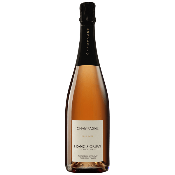 Francis Orban Brut Rose, Champagne, France