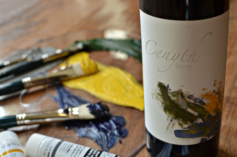 2016 Cenyth Red, Sonoma County, USA