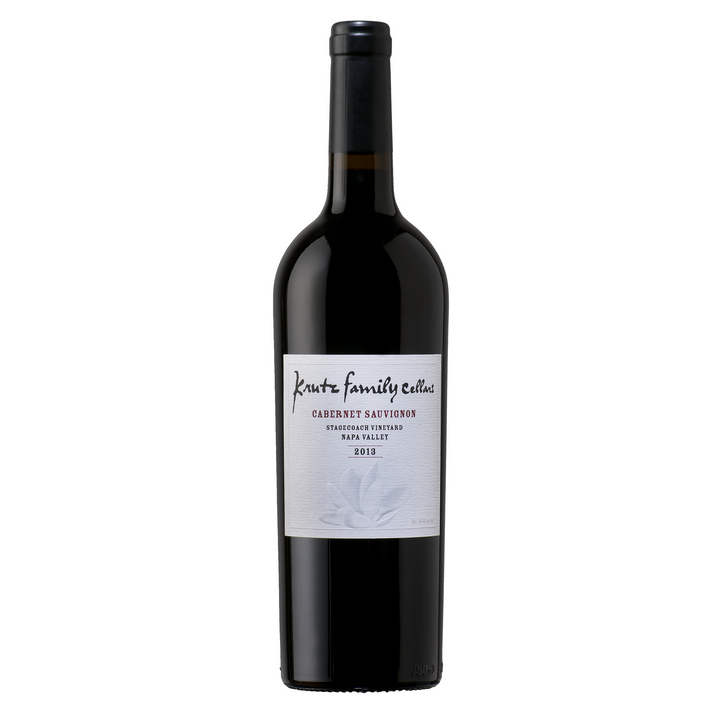 2013 Krutz Family Cellars Stagecoach Vineyard Cabernet Sauvignon, Napa Valley, USA